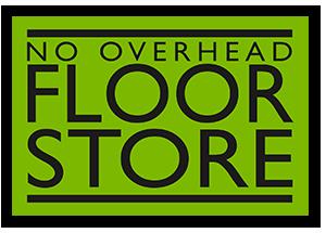 San Antonio Floor Store | No Overhead Floor Store Logo
